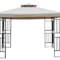 Double Top Gazebo